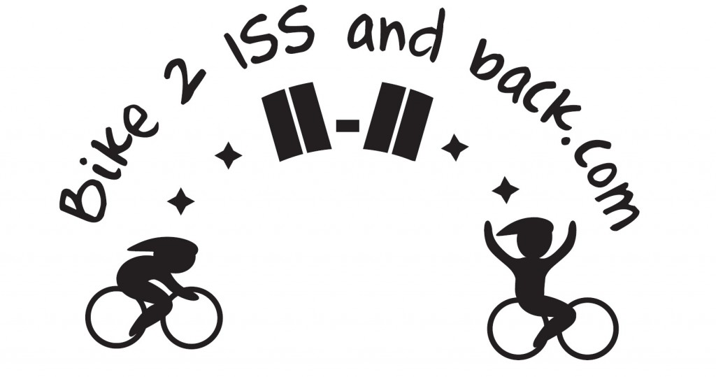 Logo Bike2ISSandBack - shorts